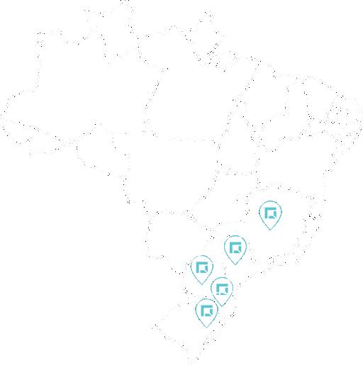 Provequim - Home - Mapa de Distribuição 2